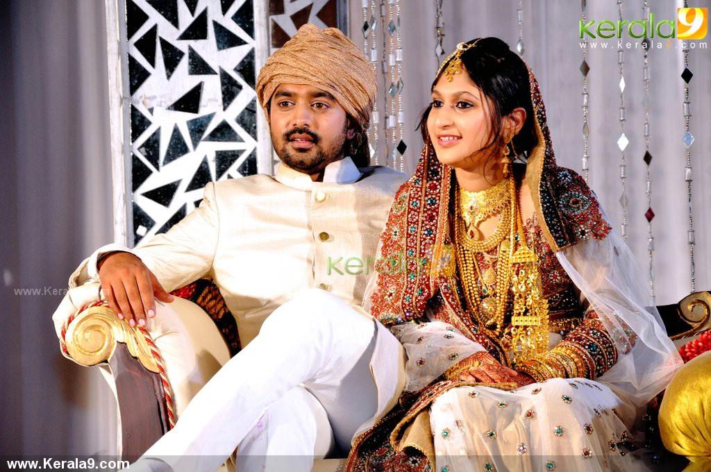 Asif ali sama wedding