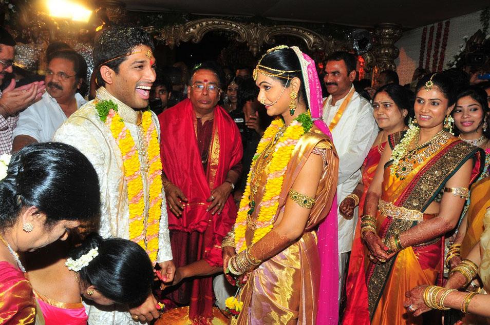 Arjun mehr wedding