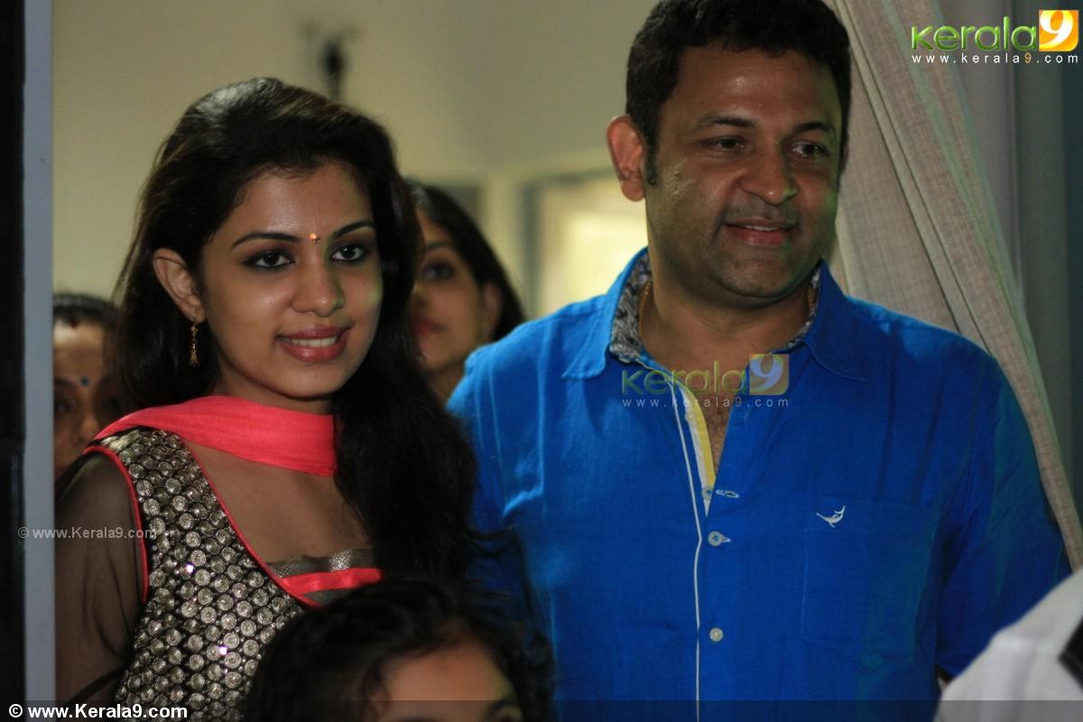 Ahana Krishna Kumar at amala paul vijay wedding reception photos44