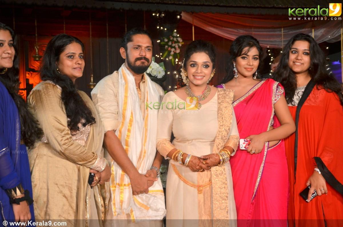 Actress Ann Augustine Marriage Reception Photos 00834 Kerala9