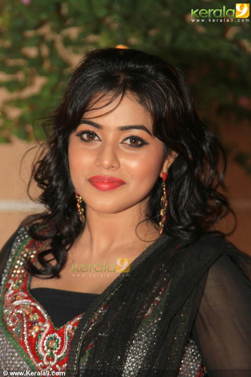 Shamna Kasim Shamna kasim at ann augustine wedding reception photos