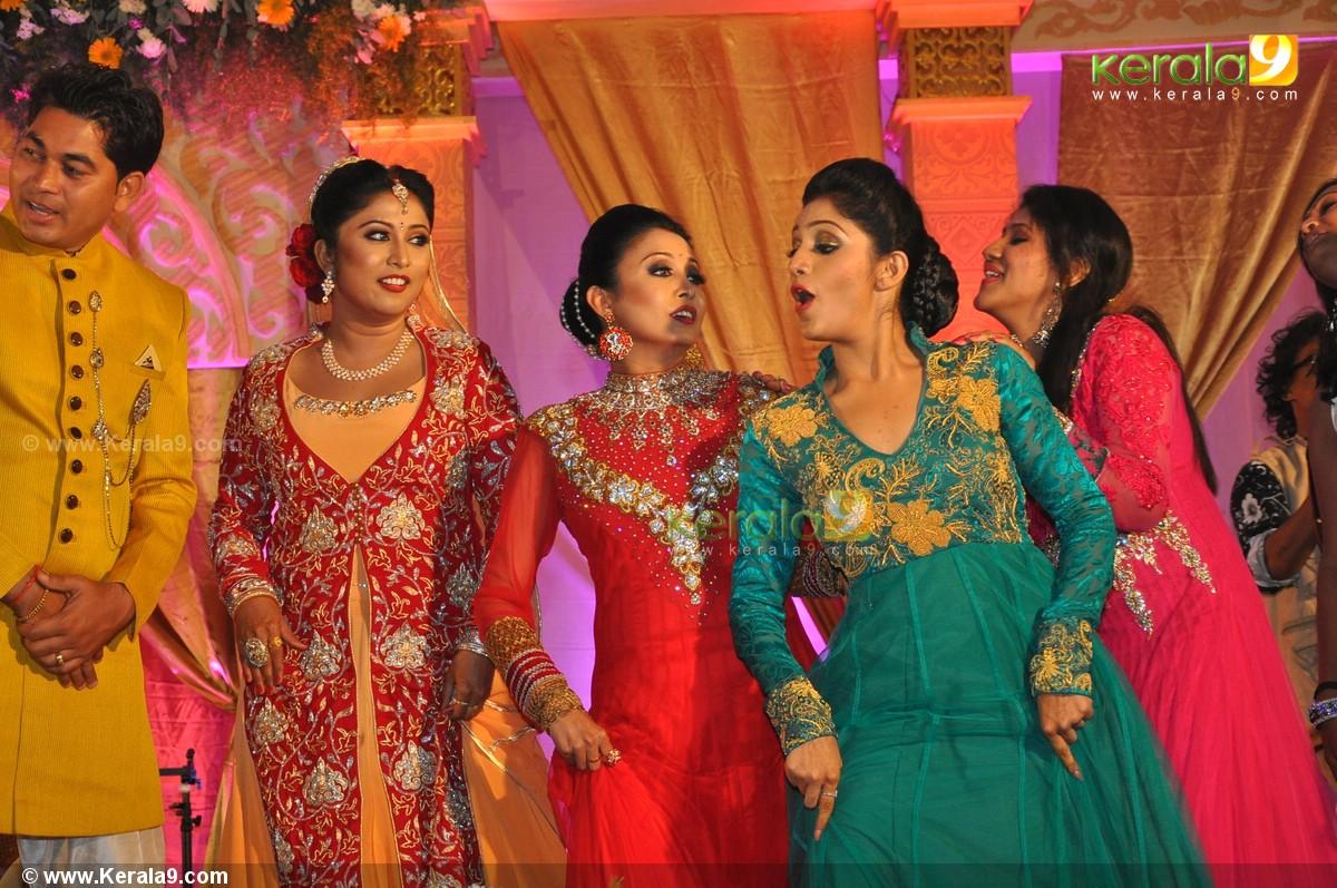 092 serial actress archana suseelan marriage reception