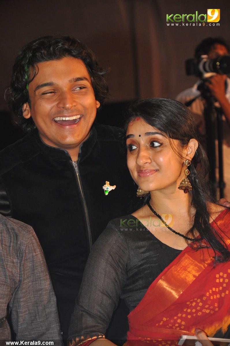 205 Rahul Easwar Deepa At Archana Suseelan Wedding Reception