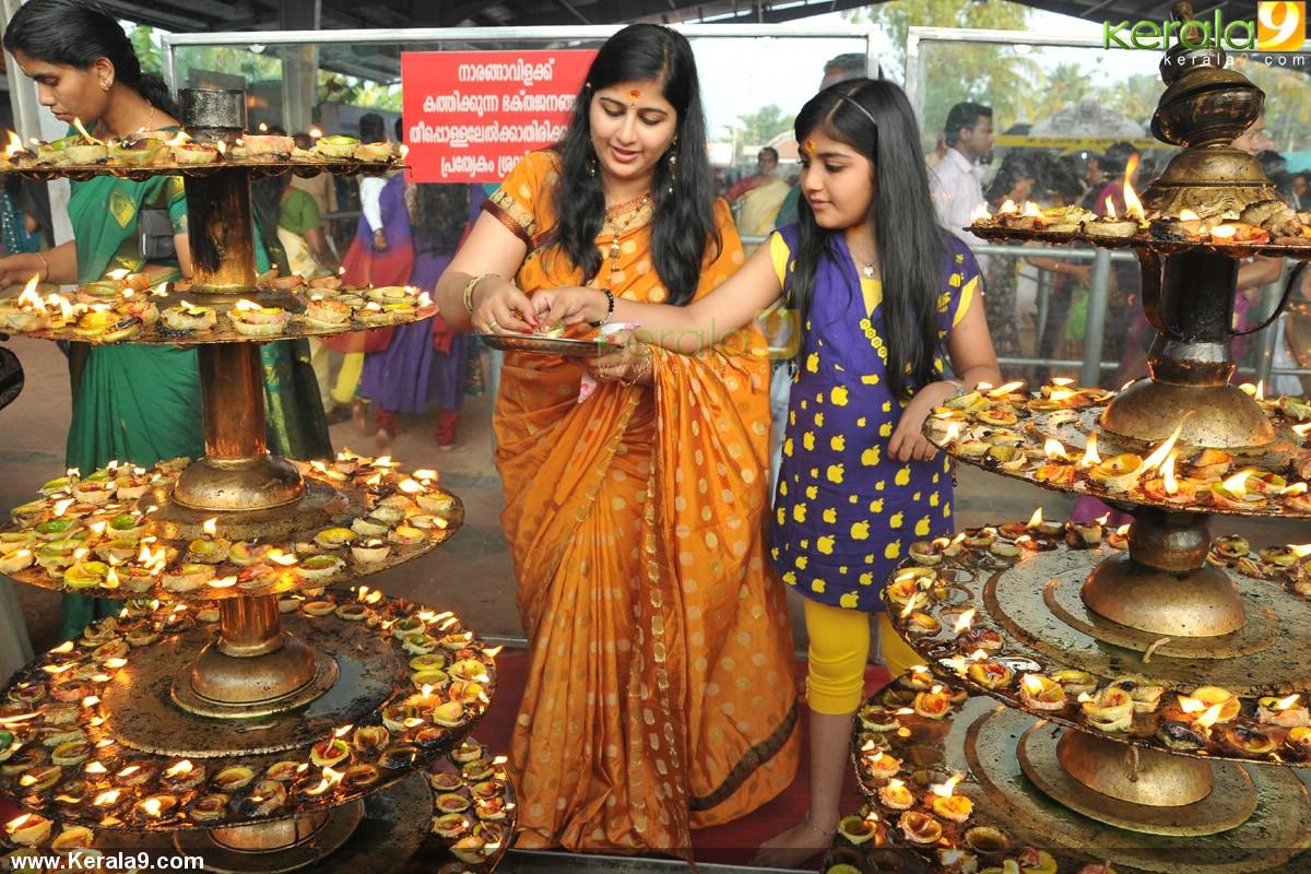 Attukal Temple Photos 01380