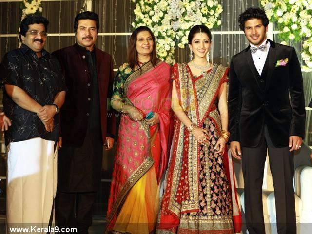 Dulquar Salman Wedding Photos - Kerala9.com