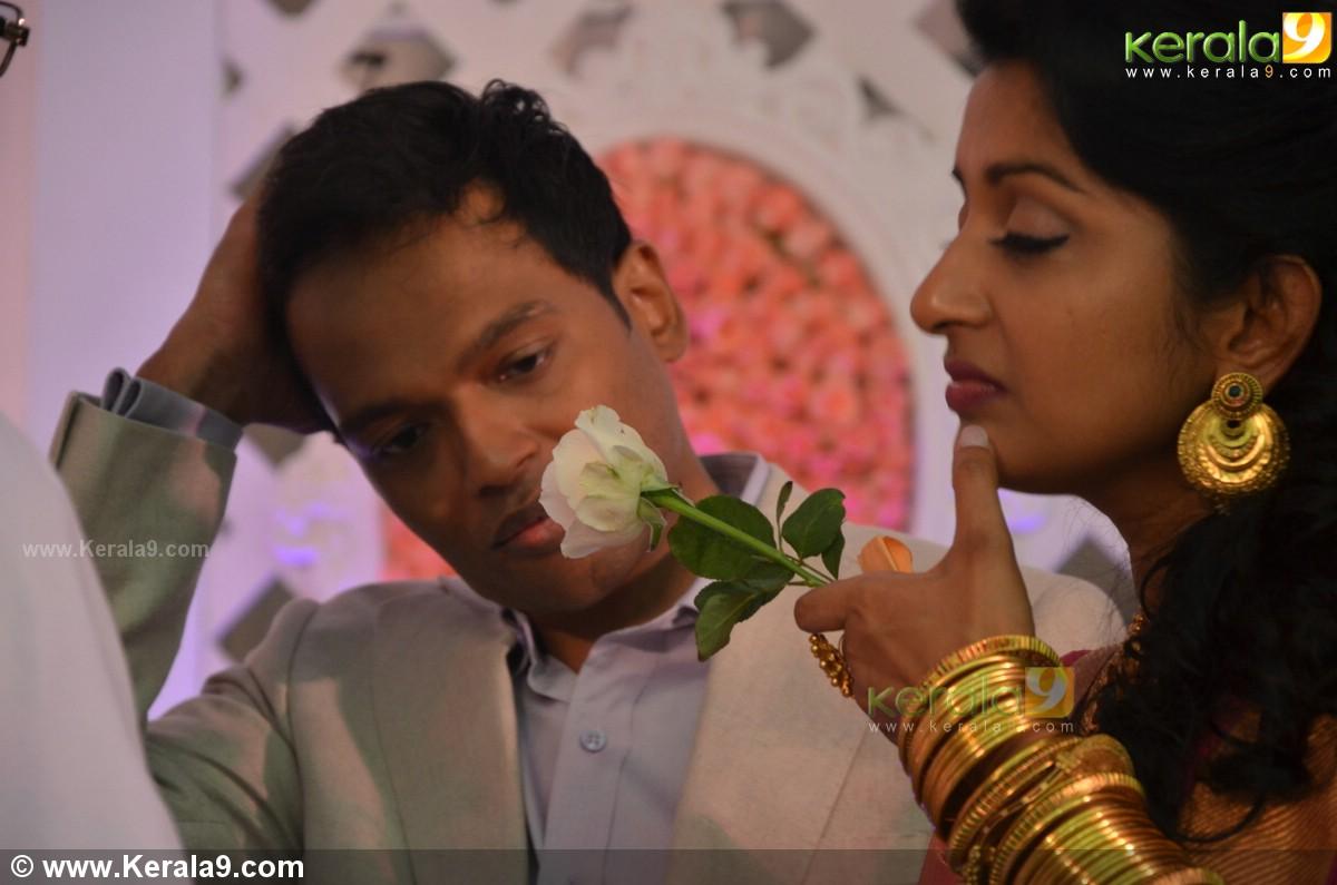 Meera Jasmine Wedding Reception Photos 06160 Kerala9