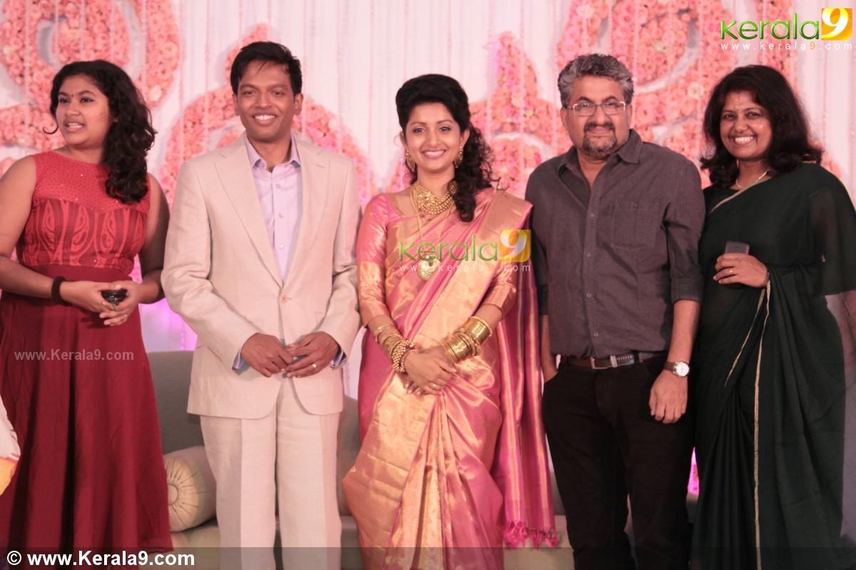 Meera Jasmine Wedding Reception Photos 08266 Kerala9