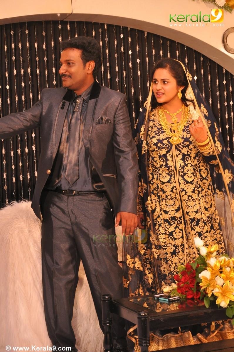 Idea Star Singer Najim Arshad Wedding Reception Photos 002