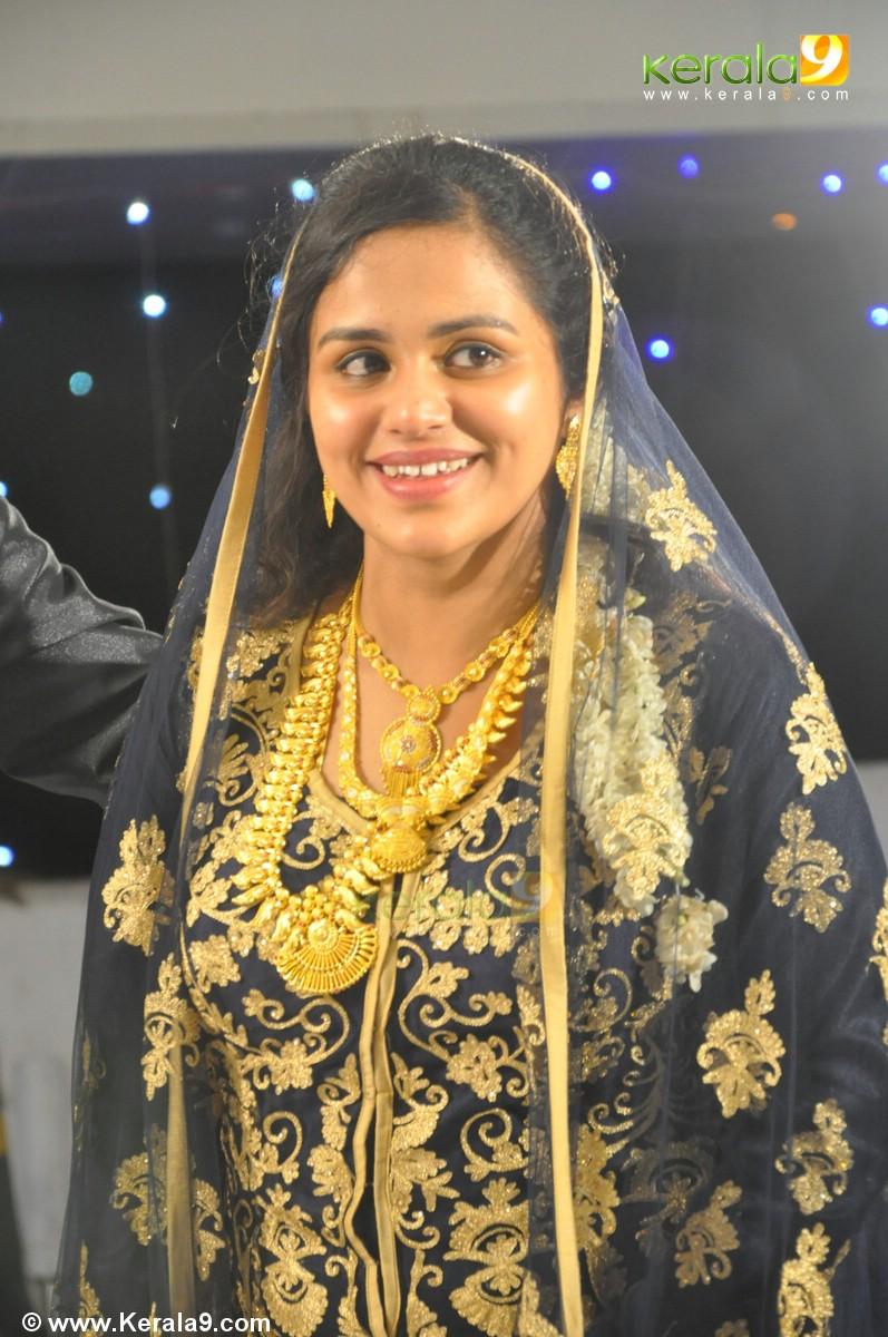 Idea Star Singer Najim Arshad Wedding Reception Photos 006