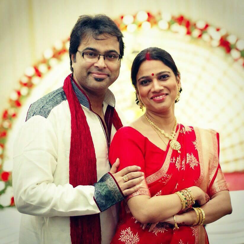 Singer Gayatri Asokan Wedding Photos 004