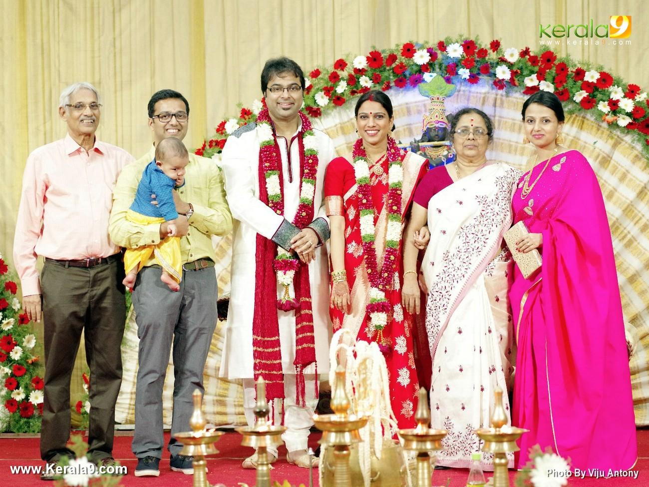 Gayathri Ashokan Purbayan Chatterjee Marriage Photos 009