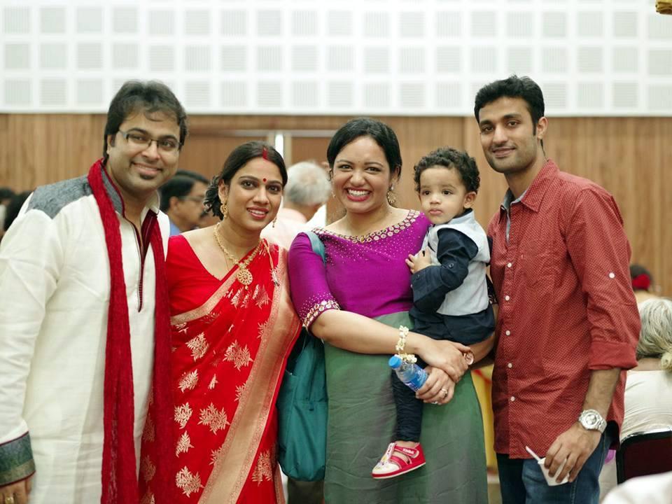 Jyotsna Radhakrishnan At Singer Gayatri Asokan Wedding Photos