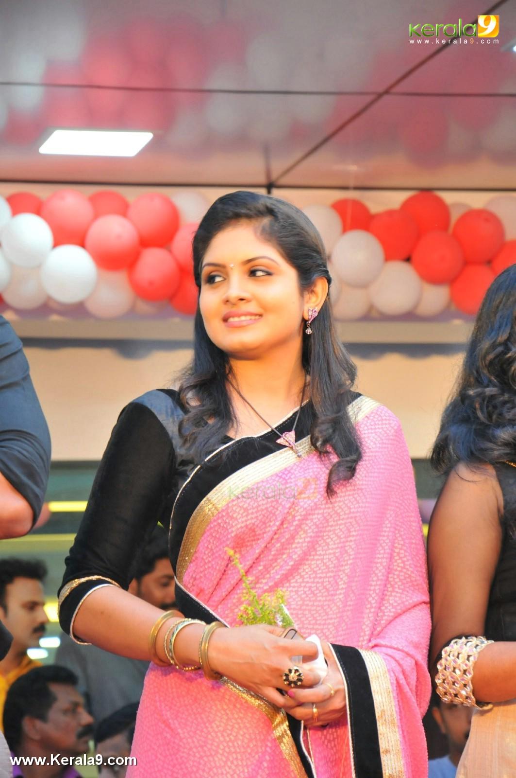 Parasparam Actress Gayathri Arun At Rayyan Inaguration Photos 009 View Orginal Image