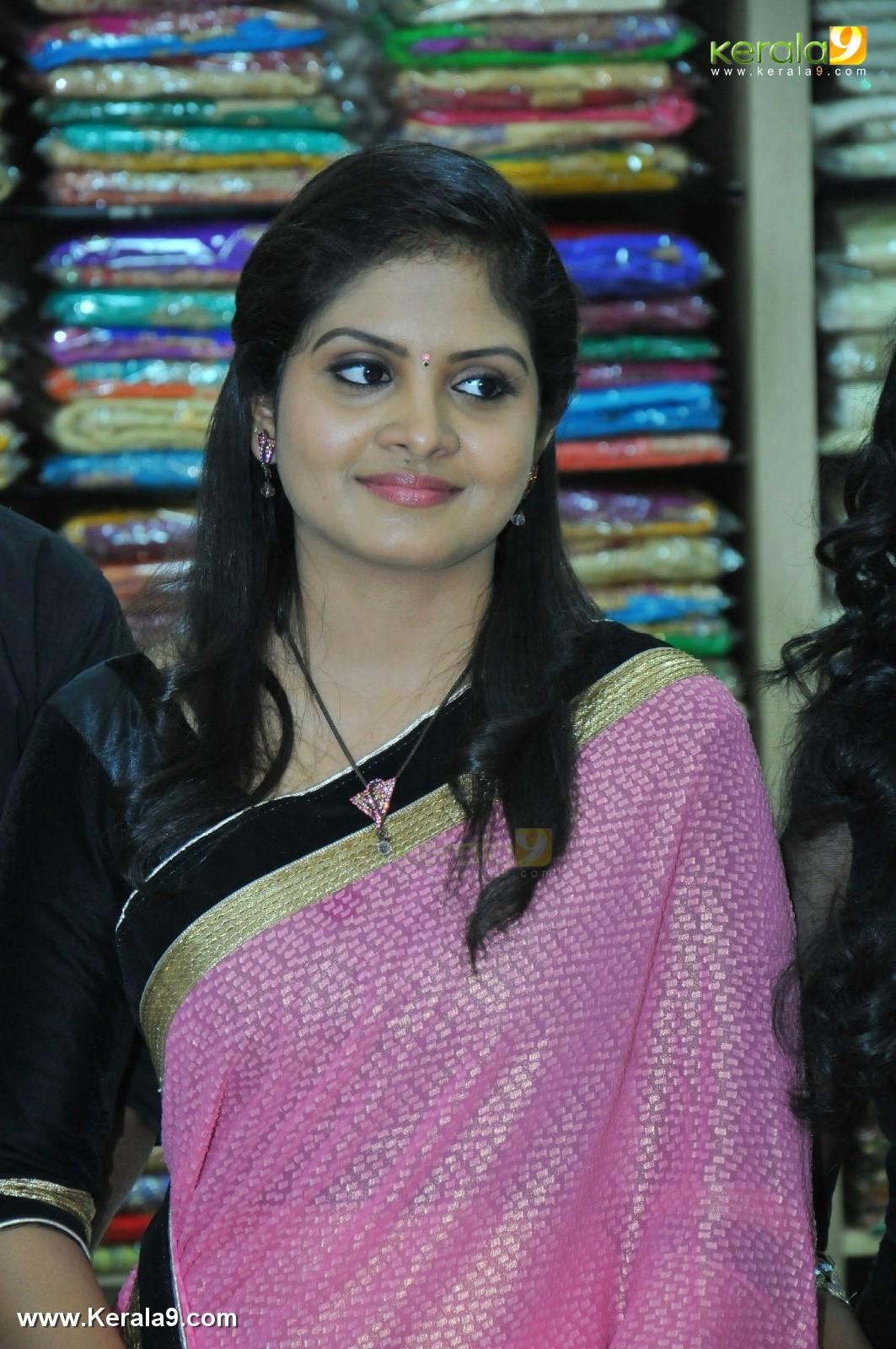 Parasparam Actress Gayathri Arun At Rayyan Inaguration Photos 01