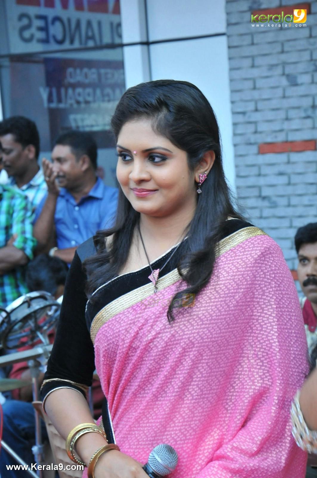 Parasparam Tv Serial Team At Rayyan Inaguration Photos 00559