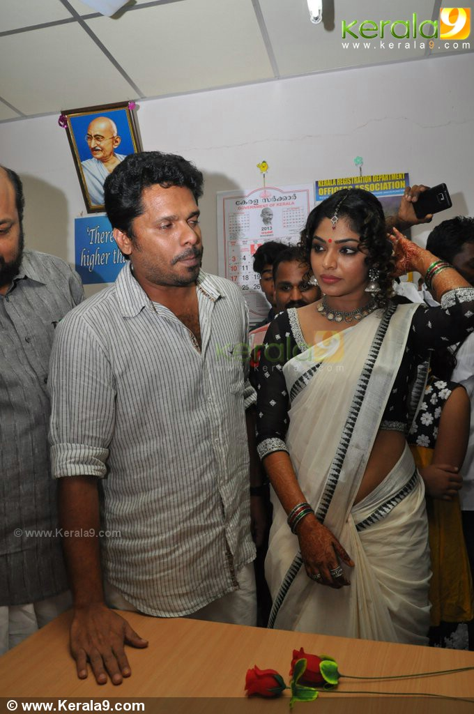 Rima Kallingal Wedding 5