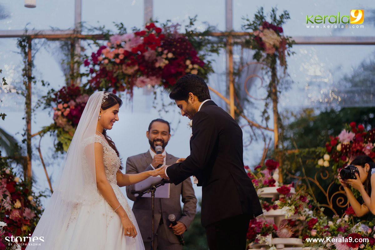 Samantha Naga Chaitanya Christian Marriage Photos6 Kerala9com