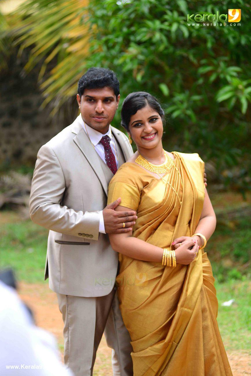 Shalu Kurian Wedding Stills 800 00574 Kerala9com