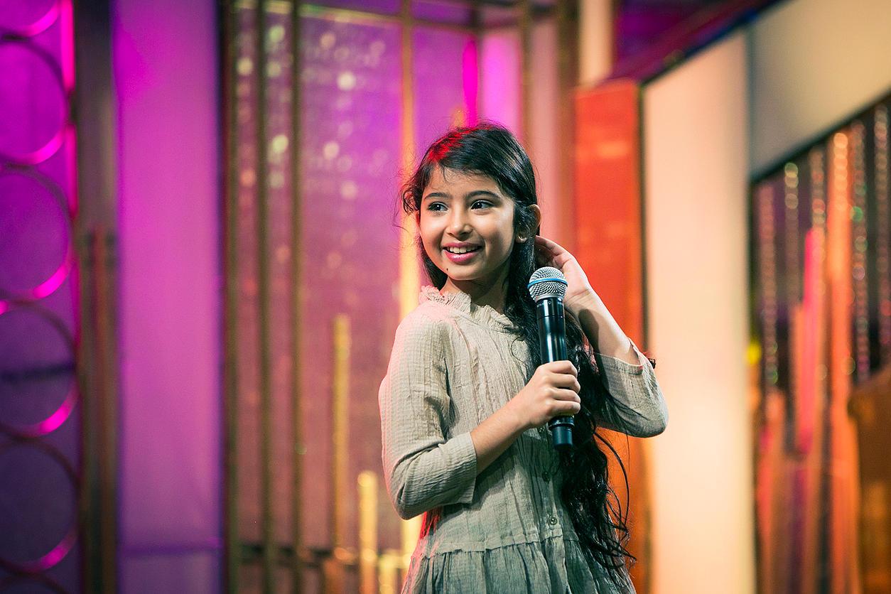 baby sarah talks about ilayathalapathy vijay seconds from 0 39 hi 63514