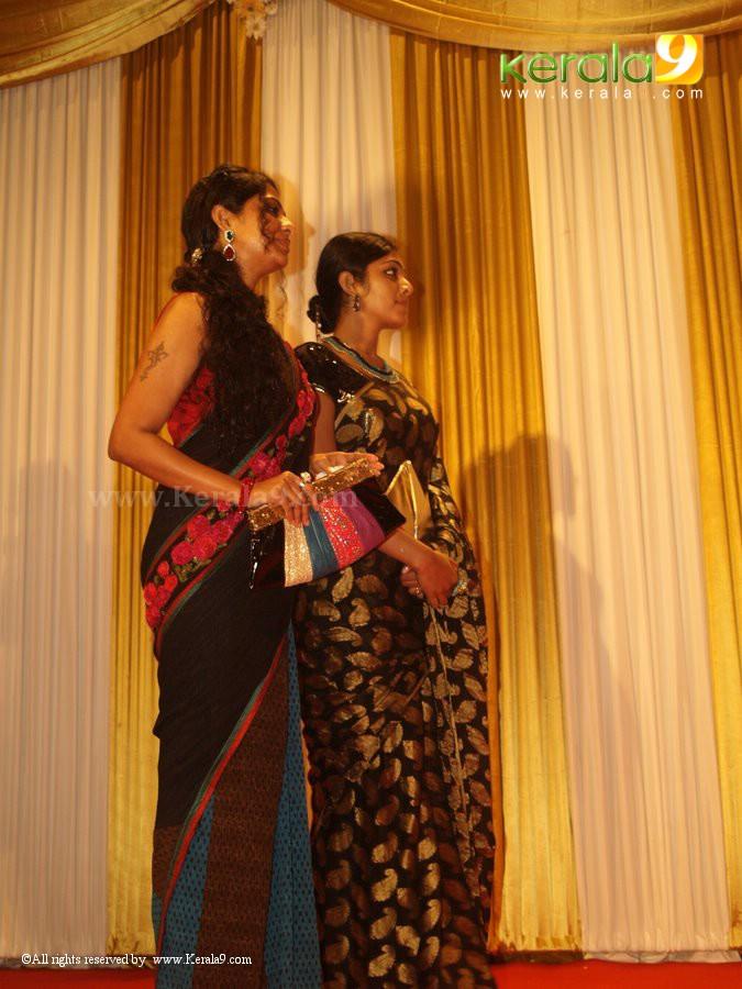 celebrities-at-bala-wedding-amrtha wedding receptions