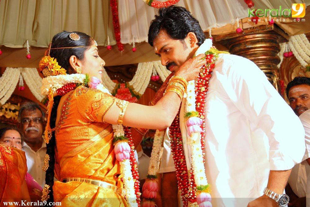 karthik sivakumar marriage photos