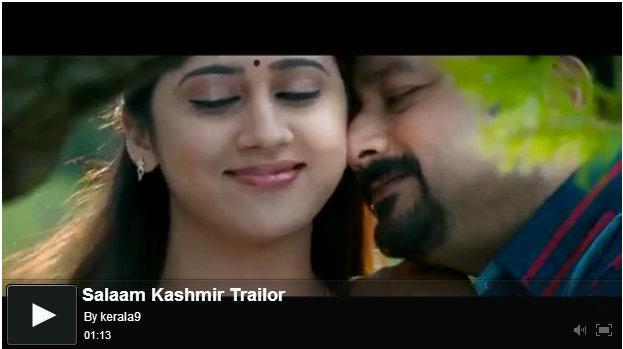 Salaam Kashmir Movie Official Trailer